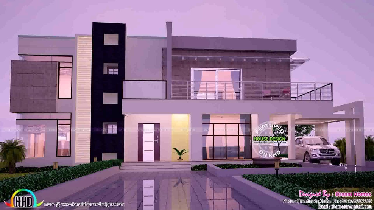 House front elevation designs for four floor
