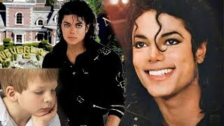 Michael Jackson has two male accusing him of touching them as a kid at Neverland age 7 -10
