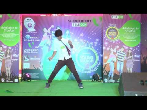 Videocon Telecom Young Manch 2 City Finale Amritsar solo dance