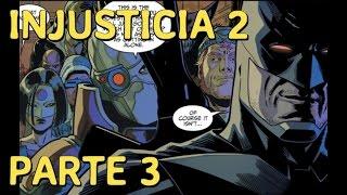 INJUSTICE 2 - COMIC 5 Y 6 - alejozaaap - parte 3
