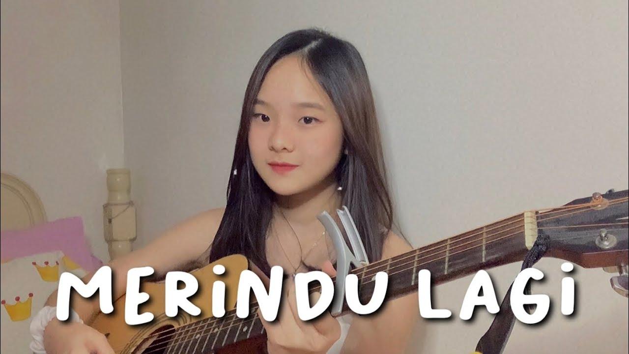 MERINDU LAGI - Yovie & Nuno [Acoustic Cover] || Nadine Abigail hay
