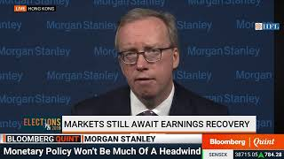 Morgan Stanley On What Exit Polls Mean For Indian Markets Video