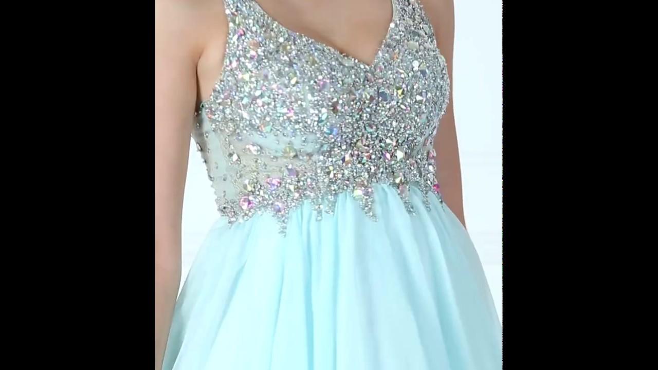 Fashion Prom 2017 - Rhinestone Short/Mini Dresses - Hebeos Short ...