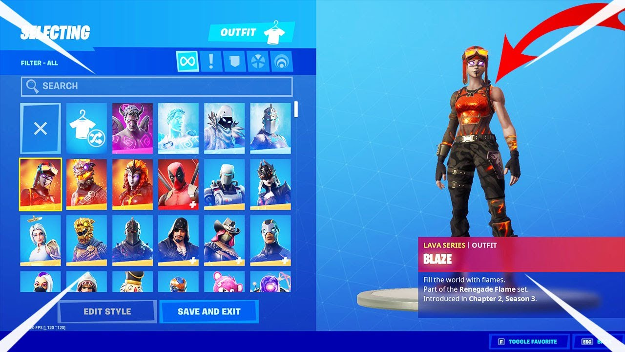I HAVE EVERY ITEM ON FORTNITE | EVERY SKIN, EMOTE, PICKAXE, GLIDER AND ECT.. (RENEGADE EMOTE)