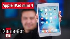 iPad mini 4 im Test: Wie gut ist der neue Apple-Winzling?