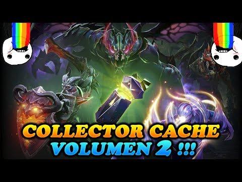 COLLECTOR CACHE 2018 - Volumen 2 !!! ???   Dota 2 thumbnail