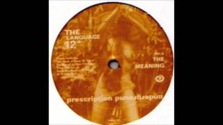 Ron Trent & Chez Damier - The Meaning