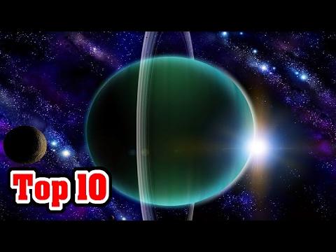 Top 10 AMAZING Facts About Uranus