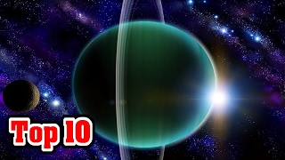 Top 10 AMAZING Facts About Uranus