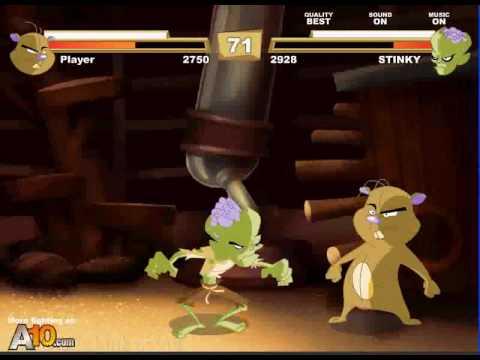 zombie vs hamster youtube