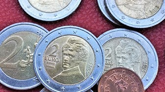 Austria 2 euro 1999 2011 2012 2013 2014 2015 coin Österreich 2 евро Австрии