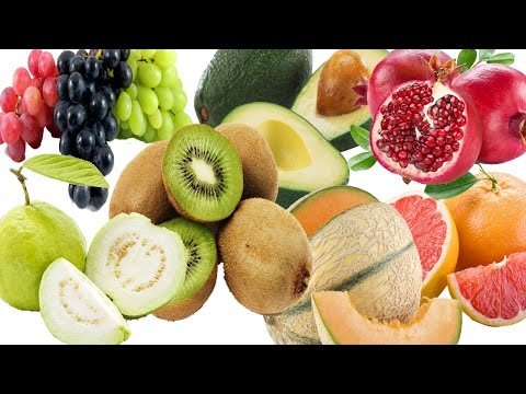 Diabetes Fruit List - Part 2