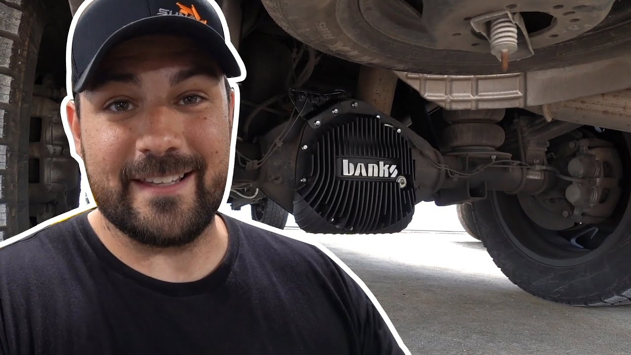 This is what RAM fan Greg Alberalla thinks of the Banks Ram-Air Diff Cover