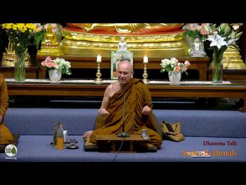 Right View in Buddhism | Ajahn Brahmali | 30 March 2018