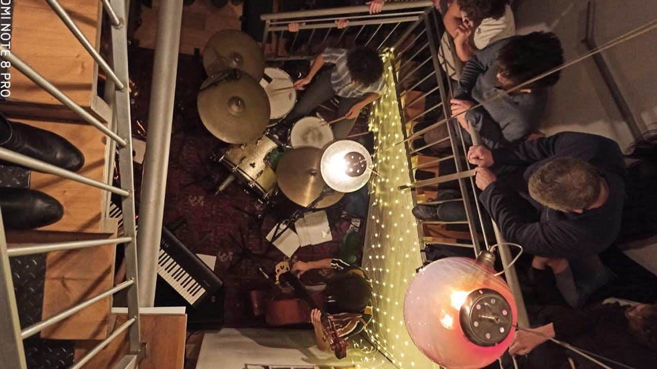 #1 Abulafia Gathering | Daniel Harlev Quintet