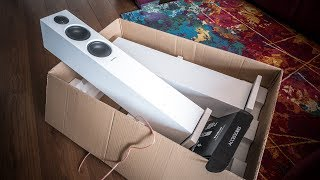 Audio Pro Addon T20 - unboxing & first listen