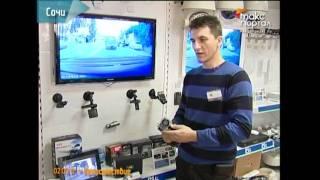 Как правильно выбрать видеорегистратор(Видеорегистраторы становятся средством защиты водителей. Другие видеосюжеты этой рубрики: http://maks-portal.ru/gorod/..., 2012-02-02T18:27:56.000Z)