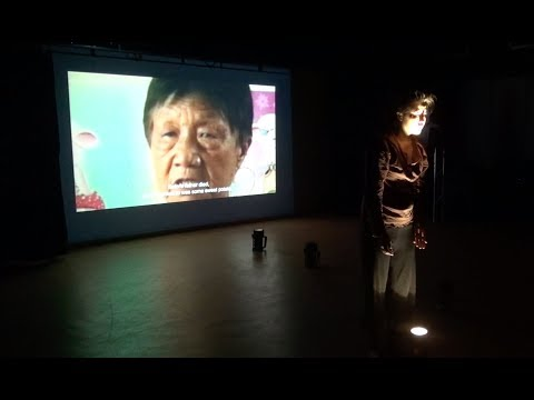 Interarts Workshop Lecture Performance And Q&a With Directors Wu Wenguang And Zhang Mengqi