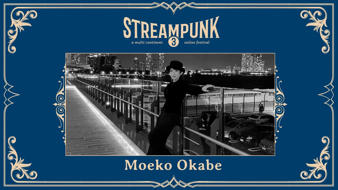 Moeko Okabe @ Streampunk 3 - Electro Swing Online Festival (September 26th 2020)