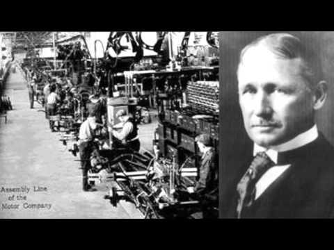 Taylorismo Sistemas de Manufactura