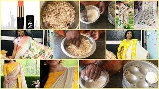 DIML/Village Vlog/?????? Recipe ??????? ???????? ?? ?????????/Giveaway3/pittu recipe/Amulya kitchen