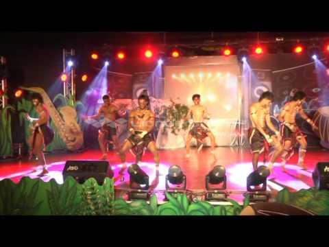 D'MALICE CREW Winer Dance Goa Dance Title 2014