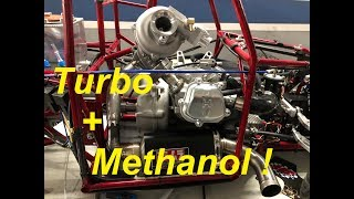 1/4 Scale Willys - Turbo + Methanol conversion