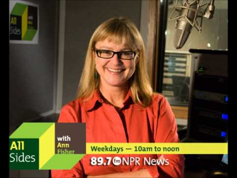 All Sides With Ann Fisher 89.7 NPR News