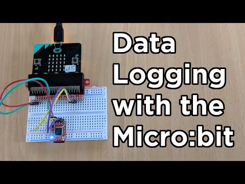How To Datalog With Micro:bit Using OpenLog And USD Cards