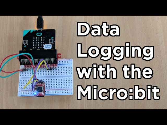 Data Logging with the Micro:bit and OpenLog - Tutorial Australia