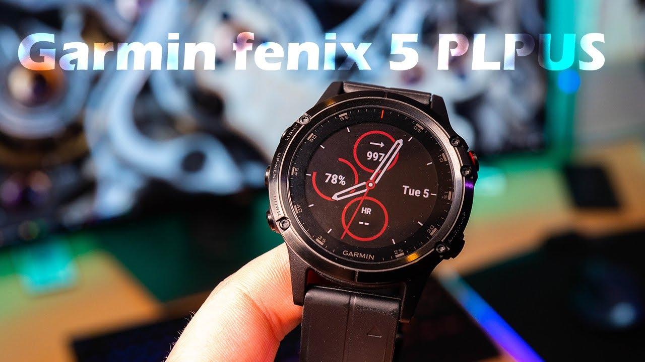 Garmin Fenix 5 Plus Review Youtube