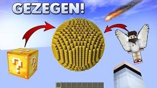 ANS BLOU GEZEGEN Minecraft