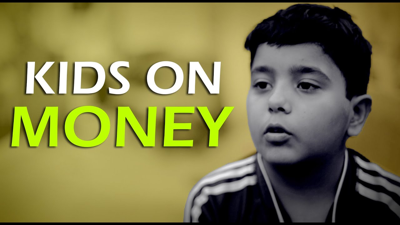 Kids Speak Out On Money