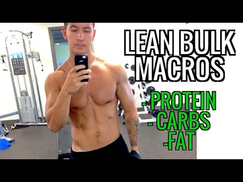 The Easiest Way to Calculate Your Lean Bulk Macros (Step By Step)