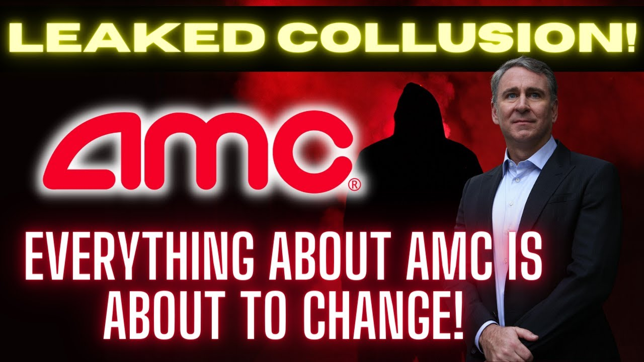 LEAKED: DTCC (Federal Reserve) has been Colluding with Citadel - AMC MOASS - The System is Broken!