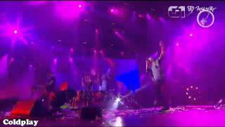 Coldplay - Viva La Vida - Rock in Rio 2011 (HD)