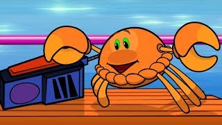 Пип и Альба - Приключения в соленой бухте –Посчитай меня - Обучающий мультфильм – серия 48