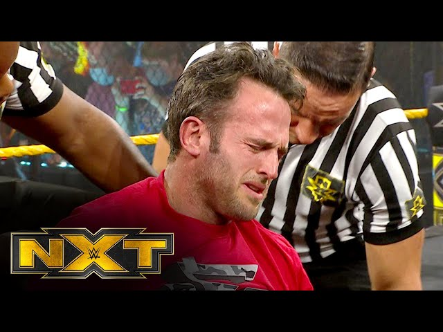 Adam Cole defiantly walks out on Roderick Strong: WWE Network Exclusive, Feb. 24, 2021