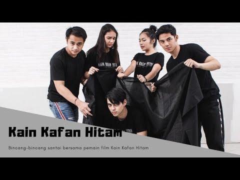 """ANTARANEWS - Bincang Bersama Pemain Film """"Kain Kafan Hitam"""""""