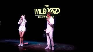 Presentacion - Wild Kard (in Argentina 2018) FAMCAM