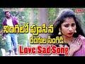Ningilo Pusina Rangula Singidi Song  New Love Songs  Telugu Love failure Songs