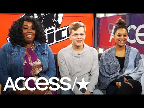'The Voice' Eliminated Contestants Britton, Kyla & Spensha Tease Plans With Blake Shelton & Alicia K