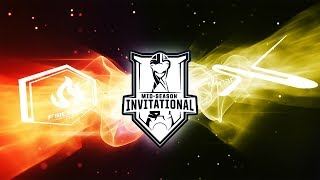 Summer Invitational Competition with Team Monarx