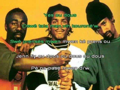 """Lyrics Metal Sound - """"Jen Fi Ou Dous"""""""