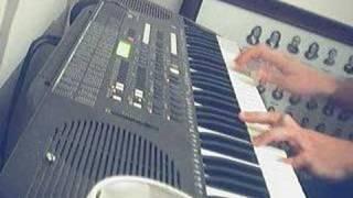 enola gay on piano