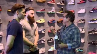 The Lamborghini and Ferrari in Sportswear? - APL's Passion in Footwear (Ep.2)