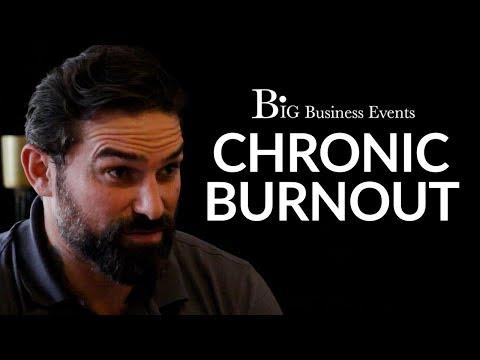 Anthony Middleton - Chronic Burnout