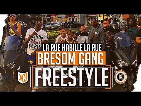 Youtube: Bresom Gang – Freestyle » La Rue Habille La Rue» (Prod by ZatchBeatz)