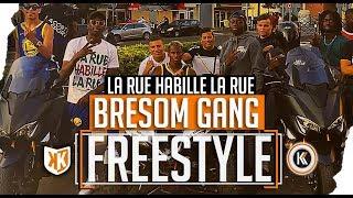 Bresom Gang - Freestyle La Rue Habille La Rue (Prod by ZatchBeatz)