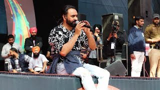 Mere Dil Vich | Babbu Maan Live | Vibgyor 2k19 | BFGI Bathinda | Live Performance